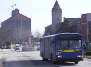 Local transit systems are looking to work more closely to provide service to people in Lawrence. A new route would allow more people to have access to the services.